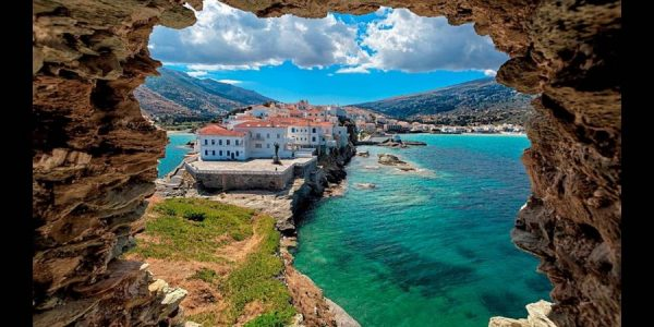 Chora of Andros